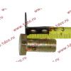 Болт пустотелый М12х1,25 (штуцер топливный) H HOWO (ХОВО) 90003962607 фото 2 Иркутск