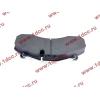 Колодка тормозная H A7 дисковые тормоза HOWO A7 WG9100443050 фото 2 Иркутск
