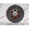Диск сцепления ведомый 430 мм (Z=10, D=52, d=41) VALEO H2/H3 HOWO (ХОВО) AZ9114160020 фото 2 Иркутск