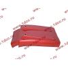 Брызговик передней оси правый H3 красный HOWO (ХОВО) WG1642230104 фото 3 Иркутск