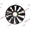 Вентилятор радиатора на гидромуфту d-640 H HOWO (ХОВО) VG2600060446 фото 3 Иркутск