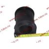 Втулка резиновая для заднего стабилизатора H2/H3 HOWO (ХОВО) 199100680067 фото 3 Иркутск