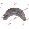 Колодка тормозная передняя с накладками (металл) H HOWO (ХОВО) WG199000440031 фото 3 Иркутск
