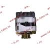 Генератор 28V/55A WD615 (JFZ255-024) H3 HOWO (ХОВО) VG1560090012 фото 3 Иркутск