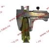 Болт крепления переднего стабилизатора с гайкой H2/H3 HOWO (ХОВО) 199100680069 фото 3 Иркутск