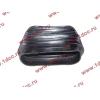 Гофра резиновая для отсекателя за кабиной H2/H3 HOWO (ХОВО) WG9725190008 фото 4 Иркутск