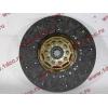 Диск сцепления ведомый 420 мм H2/H3 HOWO (ХОВО) WG1560161130 фото 4 Иркутск