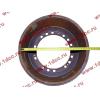 Барабан тормозной задний F FAW (ФАВ) 3502014CB для самосвала фото 4 Иркутск