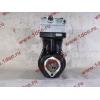 Компрессор пневмотормозов 2-х цилиндровый WABCO H3 HOWO (ХОВО) VG1099130010 фото 5 Иркутск