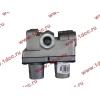 Клапан предохранительный 4-х контурный H2/H3 HOWO (ХОВО) WG9000360366 фото 5 Иркутск